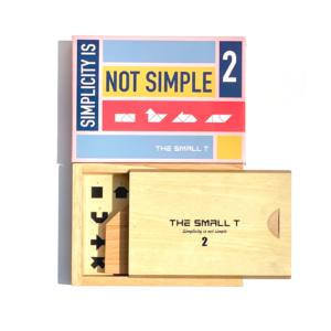 The Small T2 vỏ hộp nắp trượt