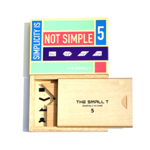 The Small T5 vỏ hộp nắp trượt