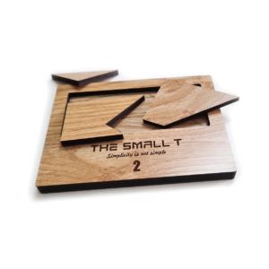 The Small T2 phiên bản MDF